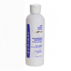 ASEPTA Ecrinal cheveux shampooing fortifiant 200ml