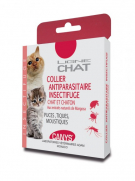 ASEPTA Canys collier antiparasitaire chat