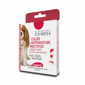 Canys collier antiparasitaire chien