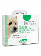 ASEPTA Canys spot-on 3 pipettes antiparasitaire chien