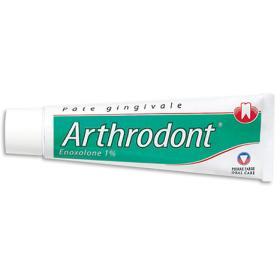 PIERRE FABRE Arthrodont 1% pâte gingivale 80g