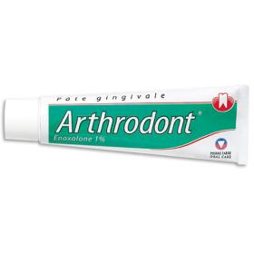 Arthrodont 1% pâte gingivale 80g