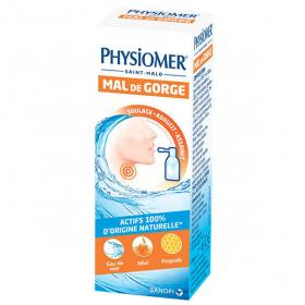 SANOFI Physiomer mal de gorge 20ml