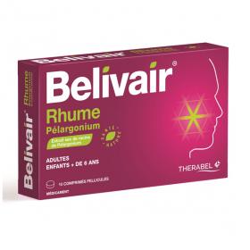 THERABEL Belivair rhume 15 comprimés pelliculés