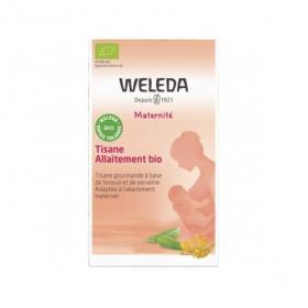 WELEDA Tisane allaitement fenouil et verveine 20 sachets