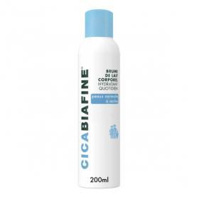 BIAFINE Cicabiafine brume de lait corporel hydratant 200ml