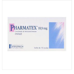 INNOTECH Pharmatex 18,9mg 20 ovules