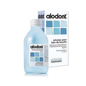 Alodont solution pour bain de bouche 200ml