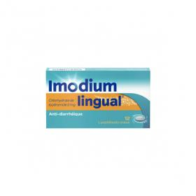 JOHNSON & JOHNSON Imodiumlingual 2mg 12 lyophilisats oraux