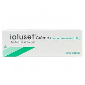GENEVRIER Ialuset crème flacon pressurisé 100g