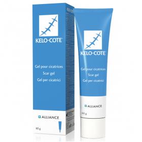 KELO-COTE Gel cicatrice tube 60g
