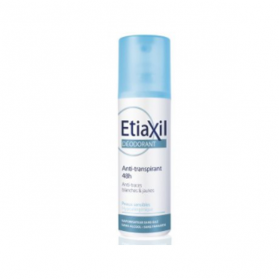 ETIAXIL Déodorant anti-transpirant 48h spray 100ml