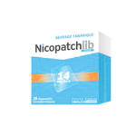 Nicopatch 14mg/24h 28 patchs