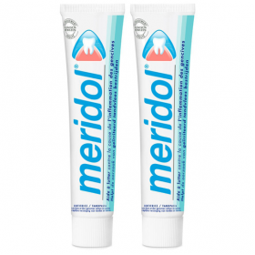 MÉRIDOL Dentifrice 2x75ml