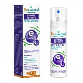 PURESSENTIEL Spray sommeil détente 12h 75ml