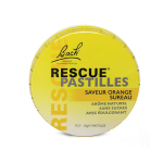 RESCUE Pastilles 50g gout orange-sureau