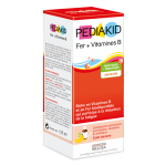 PEDIAKID Fer + vitamines B 125ml