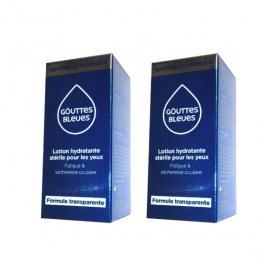 OMEGA PHARMA Gouttes bleues 2x10ml
