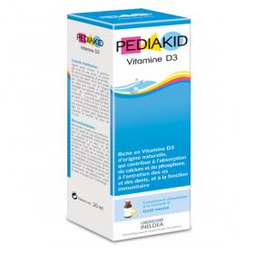 PEDIAKID Vitamine D3 20ml