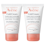 Cold cream crème mains 2x50ml