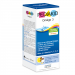 PEDIAKID Gommes oméga 3 60 oursons