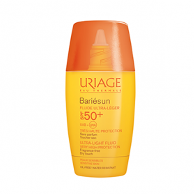 URIAGE Bariésun fluide ultra-léger spf 50+ 30ml