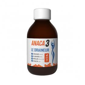 ANACA 3 Draineur 4 en 1 250ml