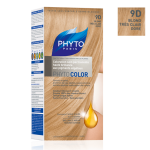 Phytocolor coloration permanente 9D blond très clair doré 1 kit