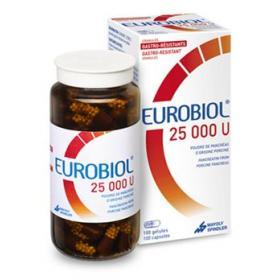 Eurobiol 25000 u 100 gélules