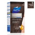 Phytocolor coloration permanente 5 châtain clair 1 kit