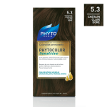 Phytocolor sensitive coloration permanente 5.3 châtain clair doré 1 kit