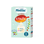 MODILAC Céréales 6 fruits 300g
