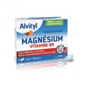 URGO Govital magnesium vitamine B6 45 comprimés