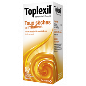 Toplexil 0,33mg/ml sirop 150ml