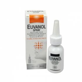 MERCK MEDICATION FAMILIALE Euvanol spray nasale 15ml