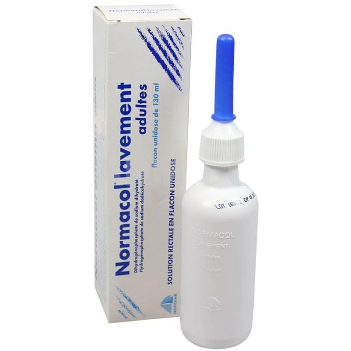 Lavement intestinal constipation - Maigrir