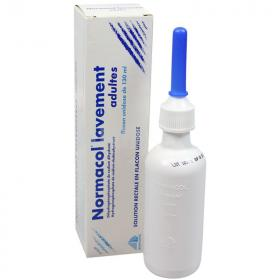 Normacol lavement adultes solution rectale 130ml