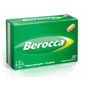 BAYER Berocca 30 comprimés pelliculés