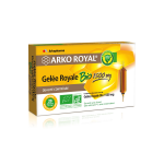 ARKOPHARMA Arko royal gelée royale 1500mg bio 20 ampoules de 15ml