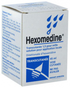 SANOFI Hexomedine 45ml