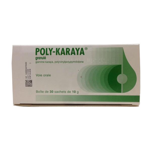 Poly-karaya granulé 30 sachets dans Digestion / troubles
