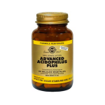 SOLGAR Advanced acidophilus plus 60 gélules végétales