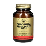 SOLGAR Chrome picolinate 90 tablets