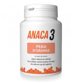 ANACA 3 Peau d'orange 90 gélules