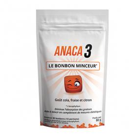 ANACA 3 Le bonbon minceur 80g