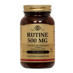 SOLGAR Rutine 500mg 50 tablets