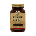 SOLGAR Rutine 500mg 100 tablets