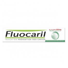 FLUOCARIL Bi-fluoré 250mg menthe pâte dentifrice 125ml
