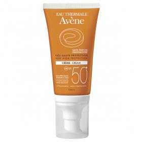 Solaire crème spf50+ sans parfum 50ml