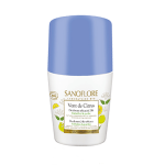SANOFLORE Déodorant vent de citrus roll-on 50ml